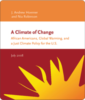 Climate of change cover